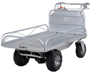 Vestil Off-Road Traction Drive Powered Carts