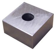 Earth-Chain Soft Fixed Induction Block, 8mm screw - EEPM-SPF