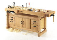 Sjobergs Professional Workbenches and Cabinet Combos