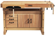 Sjobergs Elite 1500 Workbench and SM03 Cabinet Combo - SJO-66703K