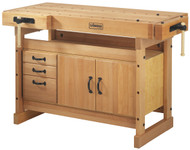 Sjobergs Scandi Plus 1425 Workbench and SM03 Cabinet Combo - SJO-66737K
