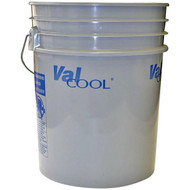 ValCOOL Val-Lube Clear Waylube 68 Way Oil Lubricant 5 Gallon Pail - 81-002-276