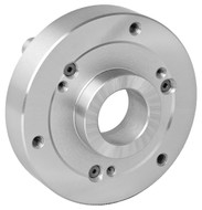 """Bison 8245-200-6 8""""-6 Adapter Plate for Lathe Chuck, CAMLOCK Mounting Type """"D"""" - 7-875-086"""
