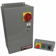 Rockford 1HP 460-V AC Bridgeport Milling Machine Control - BVM4601