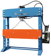 Scotchman PressPro 100W, 100 Ton Wide Frame Hydraulic Press