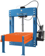 Scotchman PressPro 160MT, 160 Ton Hydraulic Press with Moveable Table