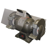 Rockford Bench Grinder Safety Shields with Magnetic-Mount Flexible-Arm