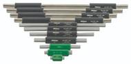 Mitutoyo Micrometer Standards Set, 11 pcs. - 167-913