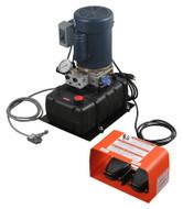 Hossfeld H60 Hydraulic Pump Package - 49400