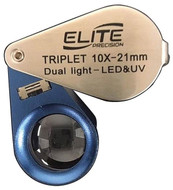 Elite Precision LED + UV Light Power Loupe E10.UVL - 57-017-680