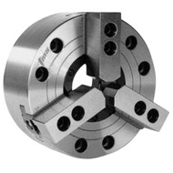 TMX 3-Jaw Extra Large Hole Hydraulic Power Chuck, Direct Mount A2-6, 10 inch - 3-771-1060