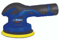 Astro Pneumatic 12V Cordless Variable Speed Palm Polisher w/2 Batteries - AST-3026