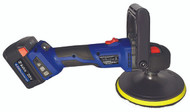 """Astro Pneumatic 20V 7"""" Brushless Variable Speed Rotary Polisher w/2 Batteries - AST-30570"""