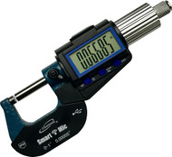 "iGaging 0-1"" iP54 SmartMic Electronic Digital Micrometer - 35-054-B01"