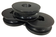 """Baileigh 2"""" Round Tube Rolls for R-M55 (SRTR-M55-50.8) - 1007589"""