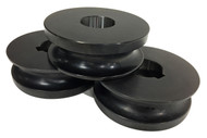 """Baileigh 1/2"""" Round Pipe Rolls for R-M55 (SRPR-M55-21.34) - 1007457"""