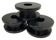 "Baileigh 1"" Square Tube Rolls for R-M55 (SSTR-M55-25.4) - 1007674"