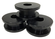 "Baileigh 1-1/2"" Square Tube Rolls for R-M55 (SSTR-M55-38.1) - 1007676"