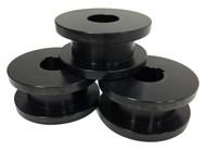 """Baileigh 1-1/4"""" Square Tube Rolls for R-M55 (SSTR-M55-31.75) - 1007675"""