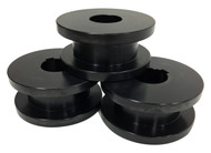 "Baileigh 1-1/4"" Square Tube Rolls for R-M55 (SSTR-M55-31.75) - 1007675"