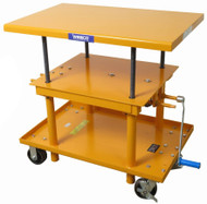 Wesco HCLT Precision Lift Tables