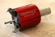 "Large Grippall™ Three Finger CNC Bar Puller, 1"" Round Mounting Shank - GA1000-1-3F"
