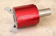 """Large Grippall™ Two Finger CNC Bar Puller, 1"""" Round Mounting Shank - GA1000-1-2F"""