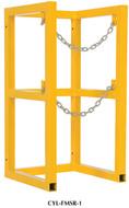 Vestil Cylinder Barricade Racks