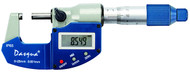 Dasqua IP65 Digital Outside Micrometers