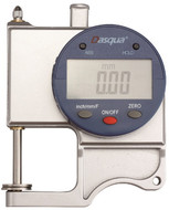 "Dasqua 0-25mm/0-1"" Digital Thickness Gage - 2140-8110"