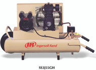 Ingersoll Rand Single Stage 5.5HP Gas Engine Air Compressor - SS3J55GH