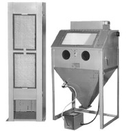 Trinco Deluxe Blast Cleaning System Dust Collectors