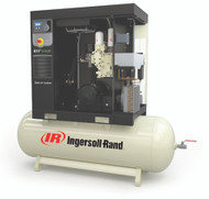 Ingersoll Rand R-Series Two Stage Rotary Screw Air Compressors