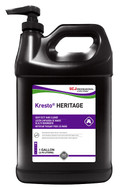 SC Johnson Professional Kresto® Heritage Hand Cleaner with Grit, 1-Gallon Pump Bottles, Case of 4 - 09102