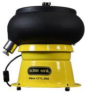 Burr King VibraKing 200c Bench Top Vibratory 20qt. Bowl with Chute - 20000-3