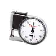 "Starrett Dial Indicator Pocket Gage, 0-.375"", EDP 53114 - 1010Z"
