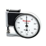"Starrett Dial Indicator Pocket Gage, 0-.275"", EDP 56067 - 1010RZ"