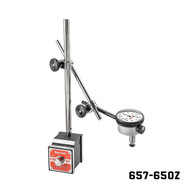 Starrett 657AA Magnetic Base Indicator Holder Set