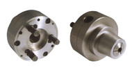 Precise 5C Collet Chuck with D1-8 Back - 3900-4718