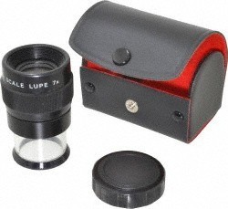 Pocket Comparator with 7x Magnification