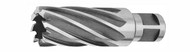 "Annular Cutter High Speed Steel, Depth of Cut 2"", Size 1-7/8"" - 502-1875"