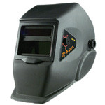 Astro Pneumatic Solar Power Auto-Darkening Helmet - 8070-1