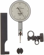 """BesTest® Indicator 0.008"""" Range, .00005 Grad. with 1-1/2"""" Dial and White Face - 599-7033-3"""
