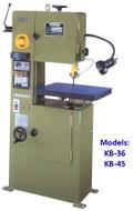 Birmingham/Accord Vertical Band Saw - Floor Model - KB-36