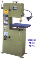 Birmingham/Accord Vertical Band Saw - Floor Model - KB-45