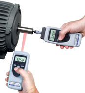 Checkline Combination Contact and Non-Contact Digital Tachometer - CDT-2000HD