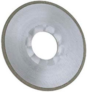 "CRAFT-BOND Diamond Wheel Chipbreaker 4"" Dia. x 5/32"" Thick - 95-303-4"