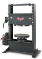 Dake Hydraulic Forklift Tire Presses