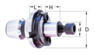 """Royal Shell Mill Tool Holder, 1/2"""" - 24250"""