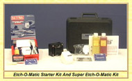 Etch-O-Matic Electric Metal Marking System